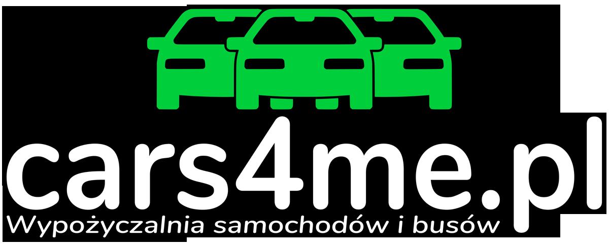 cars4me.pl - Wypożyczalnia samochodów i busów | Rzeszów | Jasionka | Logo