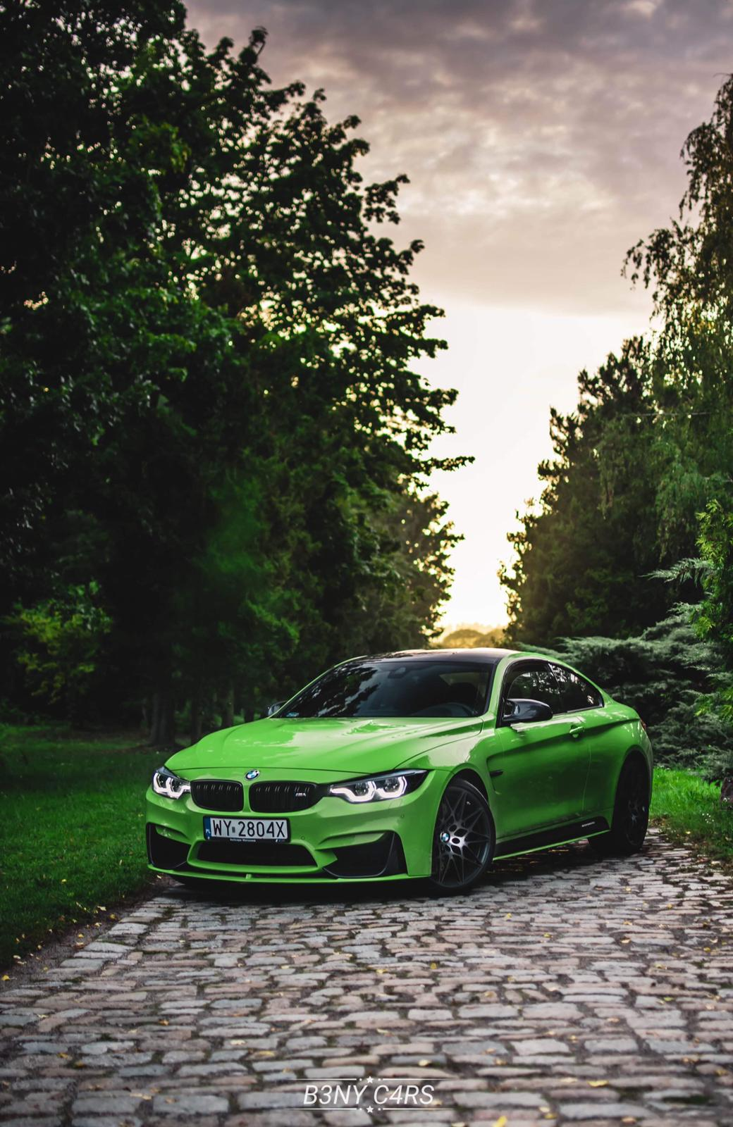 BMW M4 COMPETITION- kaucja 3000zł